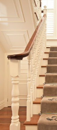 Rimlar Staircases // Melbourne's timber staircase specialist - quotes