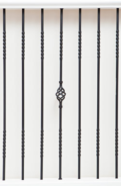 IB twisted cage and TBD 12 iron baluster