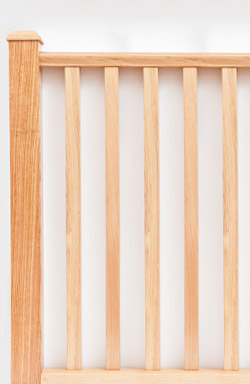 <strong>Standard Range</strong> Plain bal 43 Timber Baluster