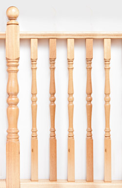 <strong>Standard Range</strong> WB 96 timber baluster
