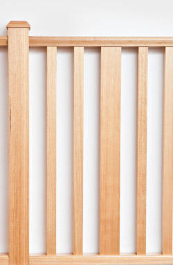 <strong>Standard Range</strong> WB 99 combination timber baluster